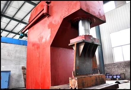 800 ton press
